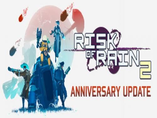 Risk of Rain 2: Trama del Gioco