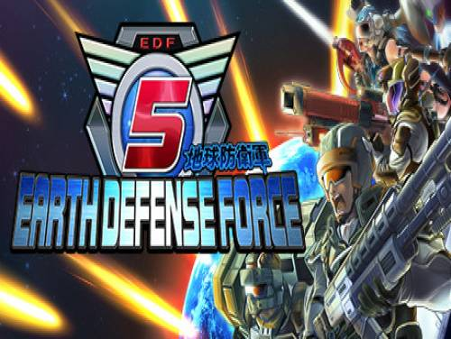 Earth Defense Force 5: Parte de Juego