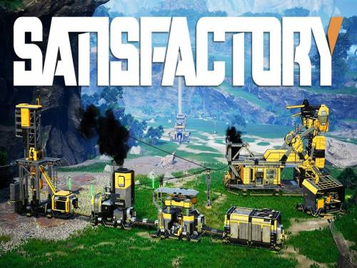 Satisfactory: Plot of the Game