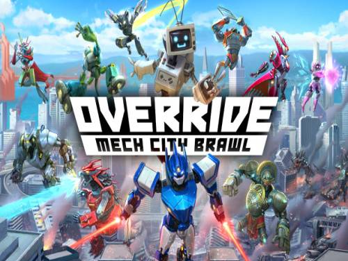 Override: Mech City Brawl: Сюжет игры