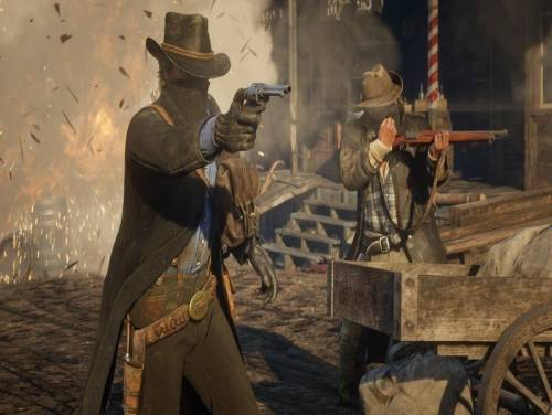 Red Dead Redemption 2: Enredo do jogo