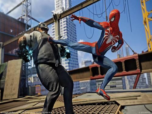 Marvel's Spider-Man: Trama del Gioco