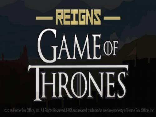 Reigns: Game of Thrones: Enredo do jogo