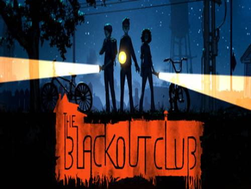 The Blackout Club: Enredo do jogo