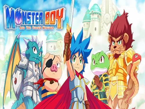 Monster Boy and the Cursed Kingdom: Trama del Gioco