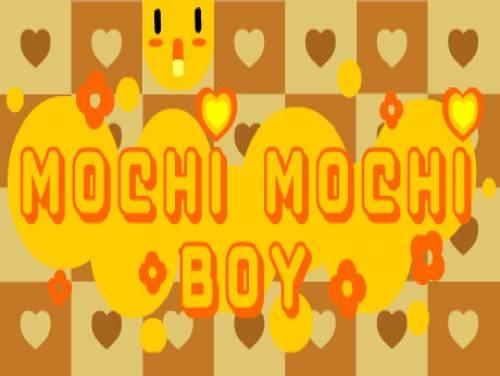 Mochi Mochi Boy: Trama del Gioco