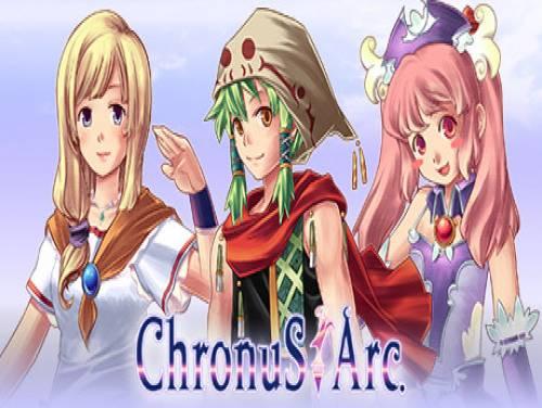 Chronus Arc: Trama del Gioco