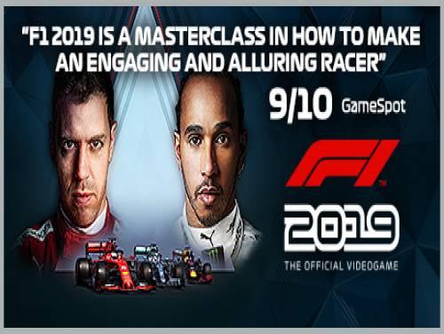F1 2019: Trama del Gioco
