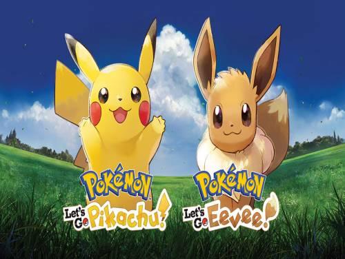 Pokemon: Let's Go, Eevee!: Trama del Gioco