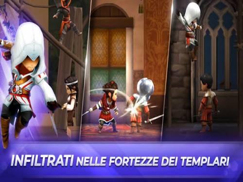 Assassin's Creed Rebellion: Parcela do Jogo