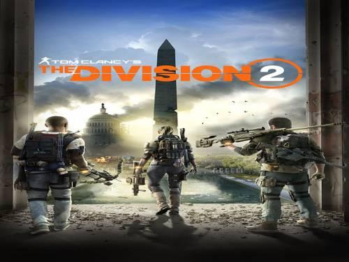 Tom Clancy's The Division 2: Trama del Gioco