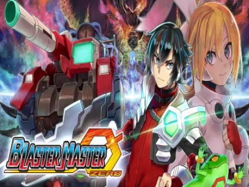 Blaster Master Zero: Trama del Gioco