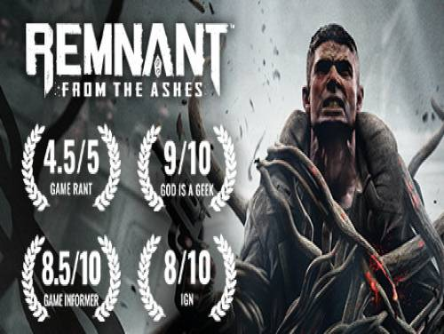 Remnant: From the Ashes: Trama del juego