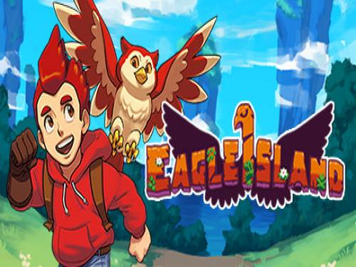 Eagle Island: Enredo do jogo