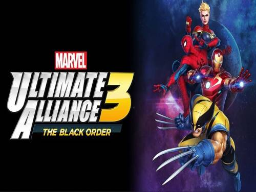 Marvel Ultimate Alliance 3: The Black Order: Trama del Gioco