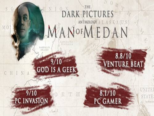 The Dark Pictures: Man of Medan: Plot of the game