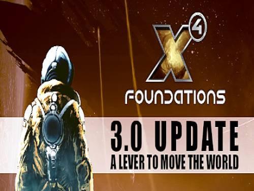 X4: Foundations: Trama del Gioco