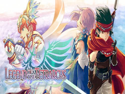 Legend of the Tetrarchs: Enredo do jogo