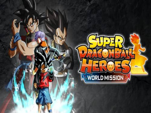 Super Dragon Ball Heroes: World Mission: Trama del Gioco