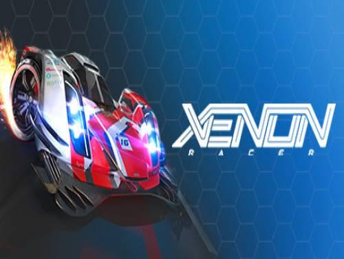 Xenon Racer: Trama del Gioco