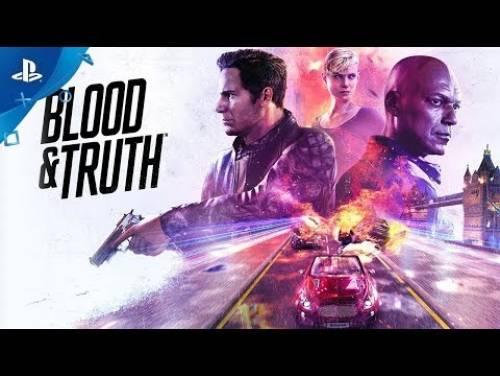 Blood & Truth: Trama del Gioco