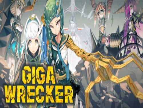 Giga Wrecker: Trama del Gioco