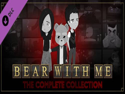 Bear With Me: The Complete Collection: Trame du jeu