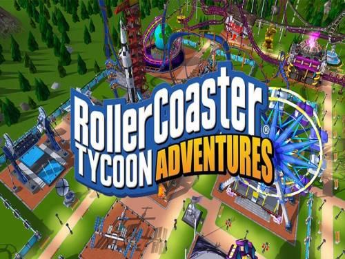 Трюки RollerCoaster Tycoon Adventures • Apocanow ru