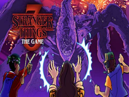 Stranger Things 3: The Game: Trama del Gioco