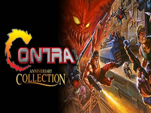 Contra Anniversary Collection: Trama del Gioco