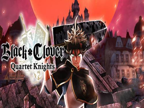 Black Clover: Quartet Knights: Enredo do jogo