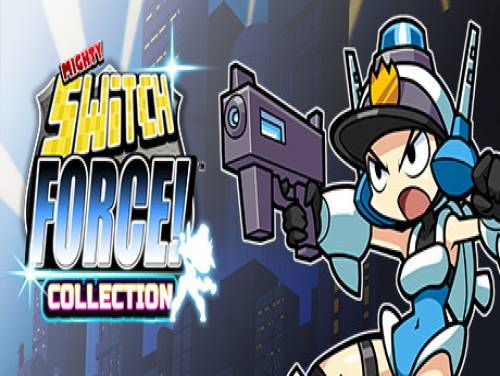 Mighty Switch Force! Collection: Trama del Gioco