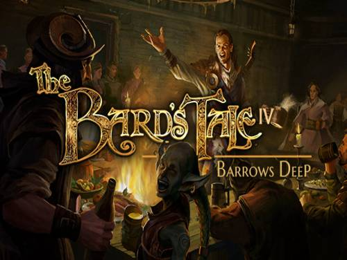 The Bard's Tale IV: Director's Cut: Trama del Gioco