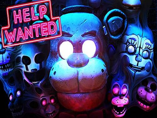 Five Nights at Freddy's VR: Help Wanted: Trame du jeu