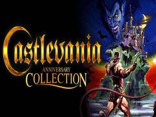Castlevania Anniversary Collection: Enredo do jogo