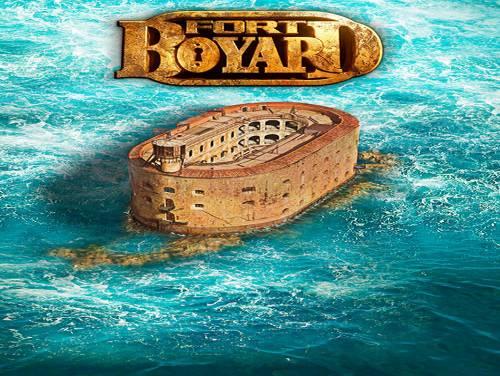 Fort Boyard: The Game: Trama del Gioco