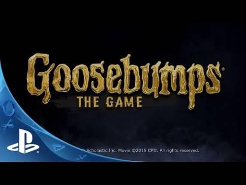 Goosebumps: The Game: Parcela do Jogo