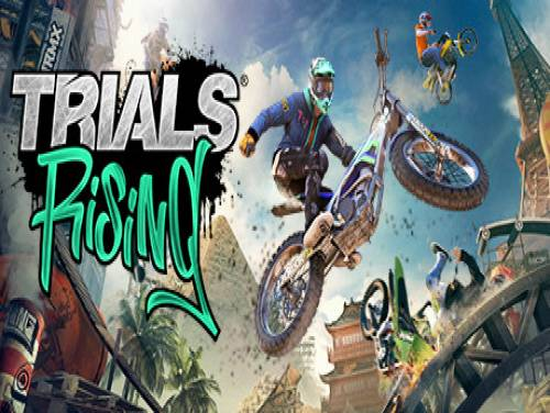 Trials Rising: Plot of the Game