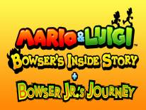 Mario & Luigi: Bowser's Inside Story + Bowser Jr.: Cheats and cheat codes