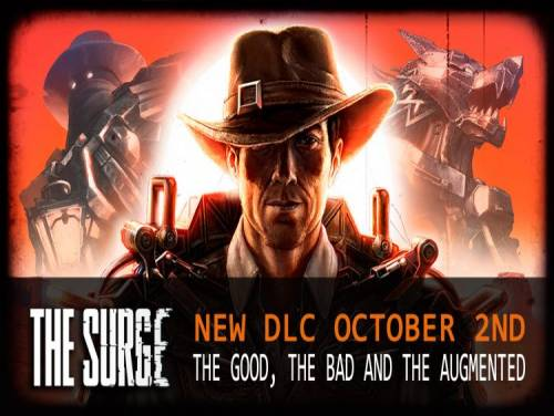The Surge - The Good, the Bad and the Augmented: Plot of the Game