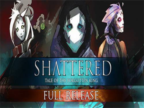 Shattered: Tale of the Forgotten King: Trama del Gioco