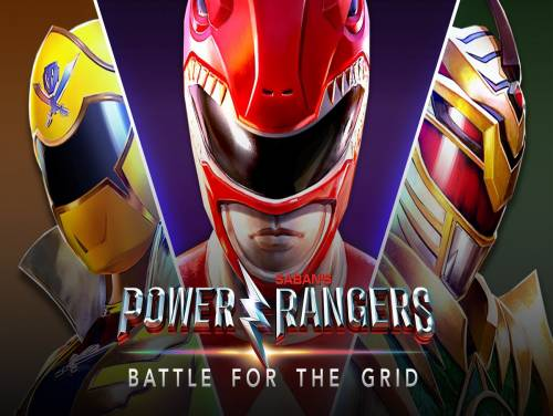 Power Rangers: Battle for the Grid: Videospiele Grundstück