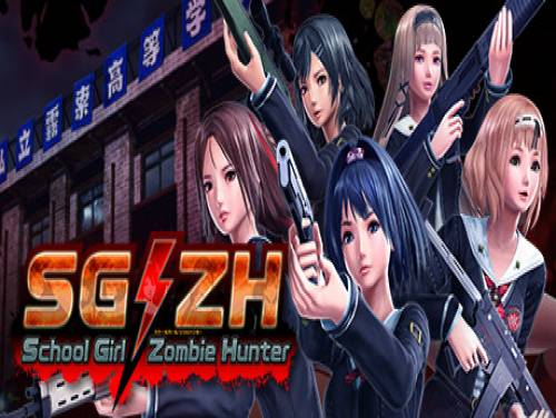SG/ZH: School Girl/Zombie Hunter: Trama del Gioco