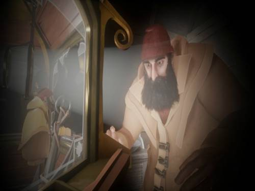 A Fisherman's Tale: Enredo do jogo