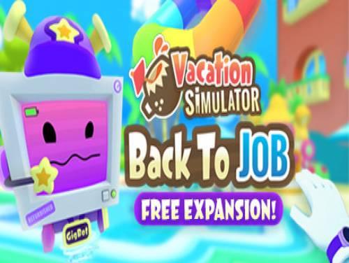 Vacation Simulator: Trama del Gioco