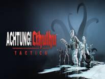 Achtung! Cthulhu Tactics: Trainer (ORIGINAL): Santé infinie et super dégâts