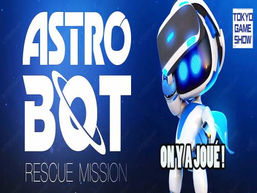 Astro Bot: Rescue Mission: Plot of the Game