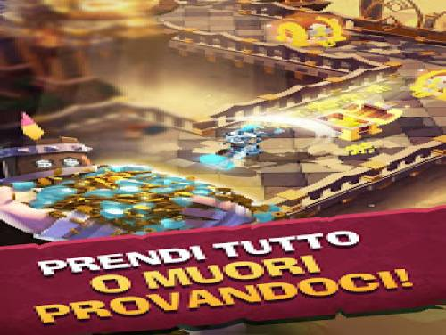 The Mighty Quest for Epic Loot: Trama del Gioco