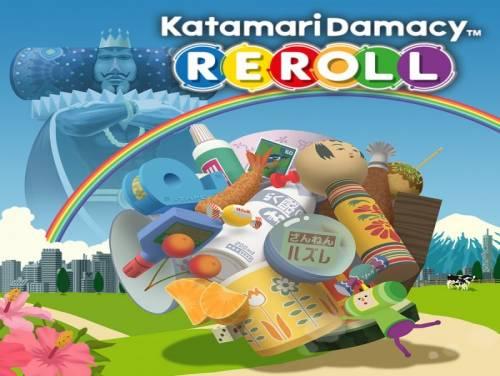 Katamari Damacy REROLL: Trama del Gioco