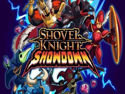 Shovel Knight Showdown: Enredo do jogo